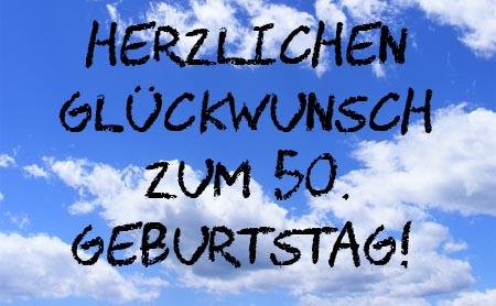 Spruche Zum 50 Geburtstag