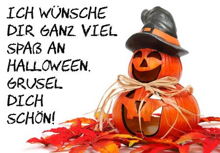 WhatsApp Halloweengrüße