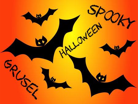 Spooky Halloween Bild