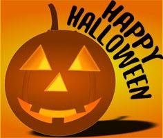 Halloweengrüße für WhatsApp